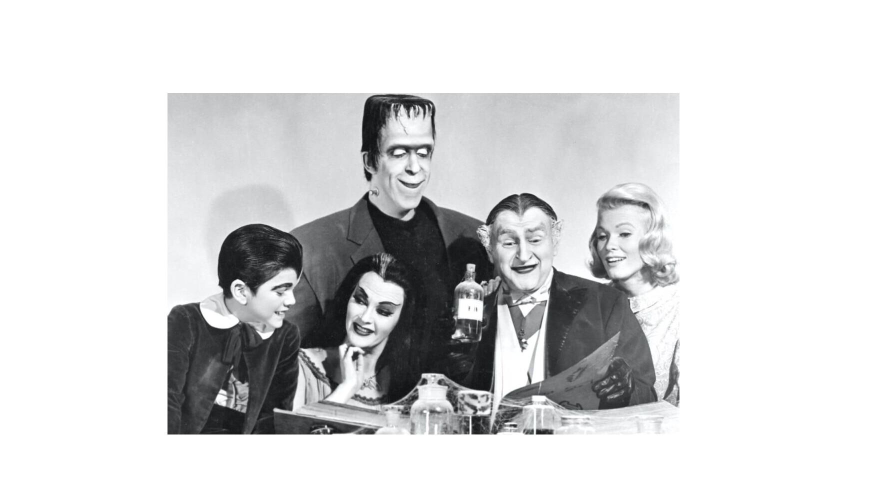 Foto de Confirmada una película de La Familia Monster, y será dirigida por Rob Zombie