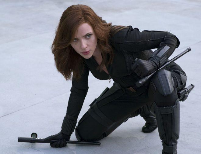 Fotos de Scarlett Johansson, da conocer un avance especial de Black Widow
