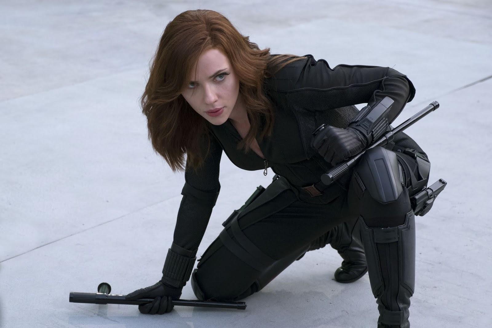 Foto de Scarlett Johansson, da conocer un avance especial de Black Widow