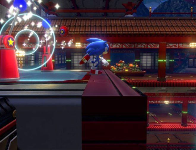Fotos de Nuevo gameplay e imágenes del juego Sonic Colors: Ultimate