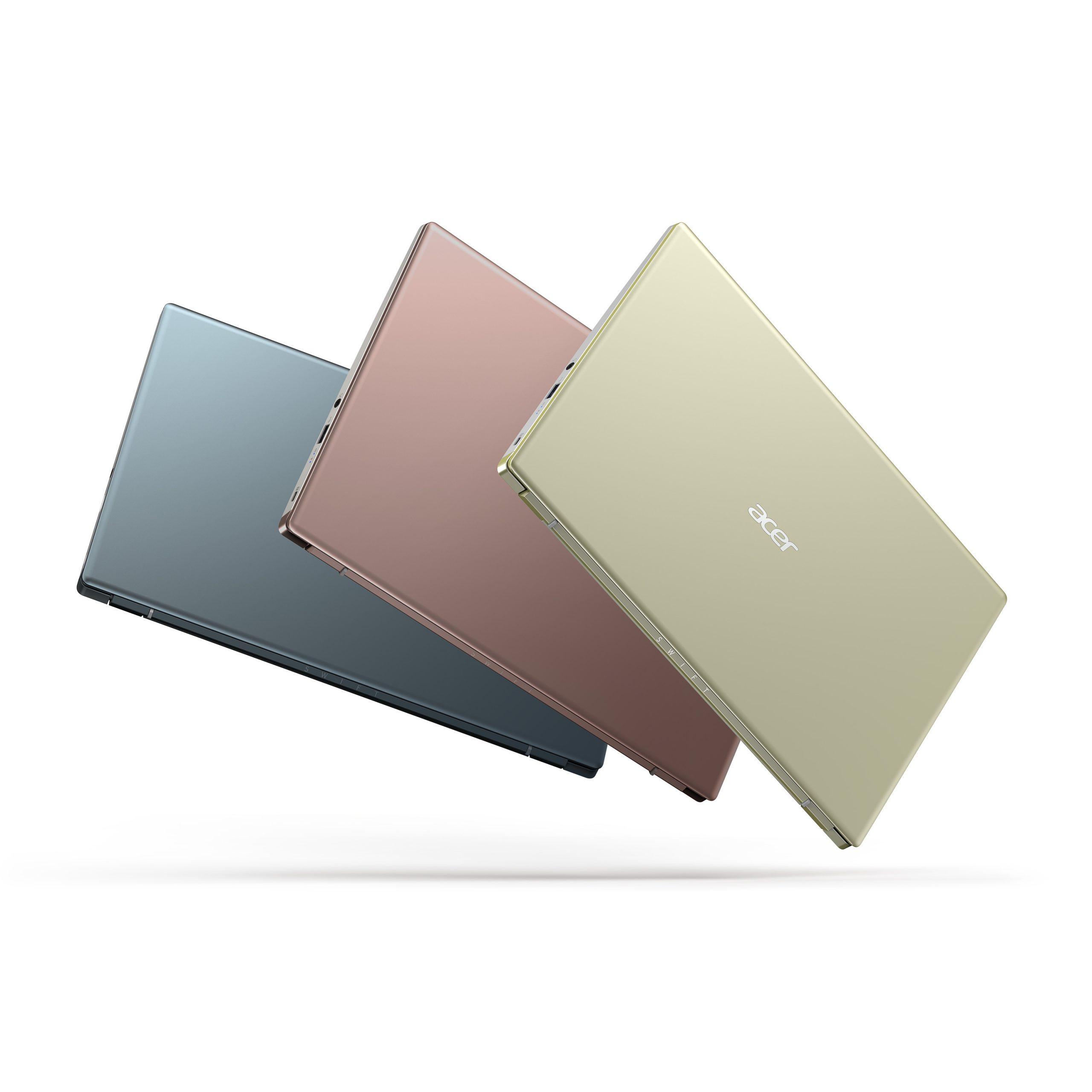 Foto de La nueva laptop Swift X, llega con GPU para NVIDIA GeForce RTX serie 30 en un diseño delgado y liviano