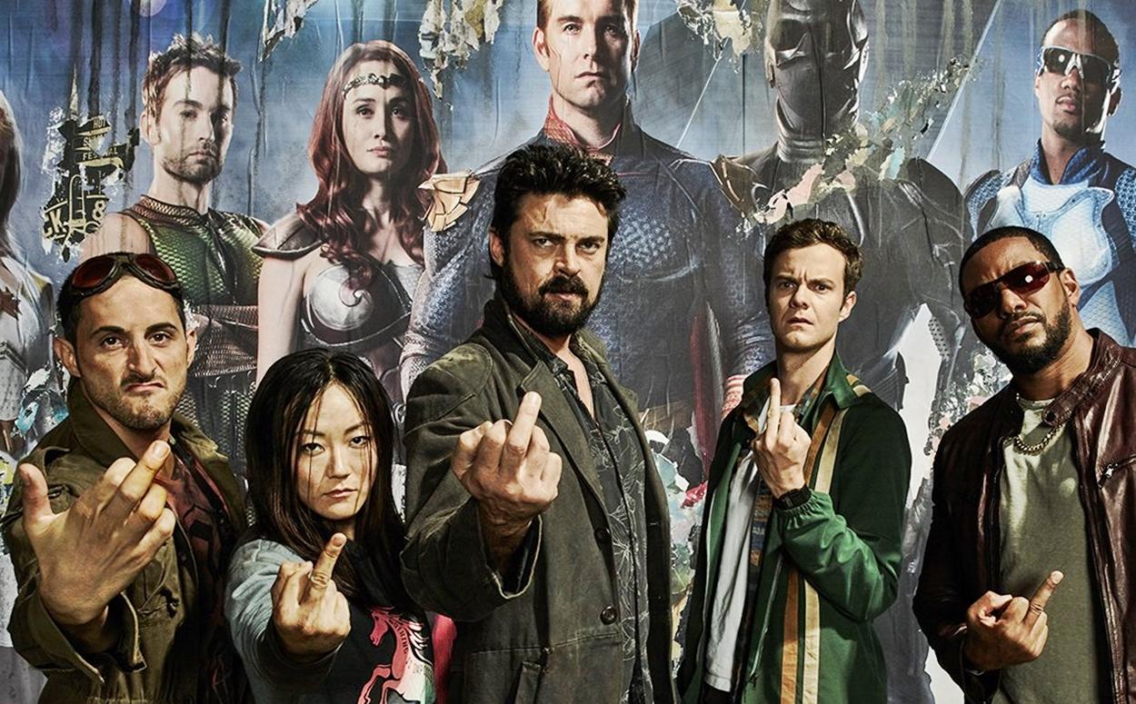 Foto de Tres nuevos héroes llegarán en la tercera temporada de The Boys