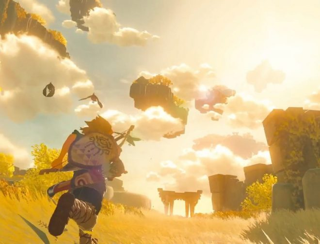 Fotos de E3 2021: Primer vistazo a la secuela directa de The Legend of Zelda: Breath of the Wild