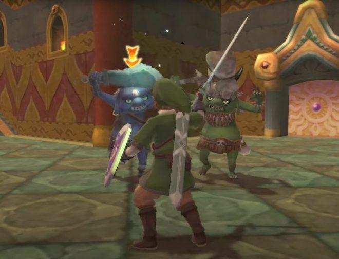 Fotos de Nintendo lanza nuevo tráiler de The Legend of Zelda: Skyward Sword HD
