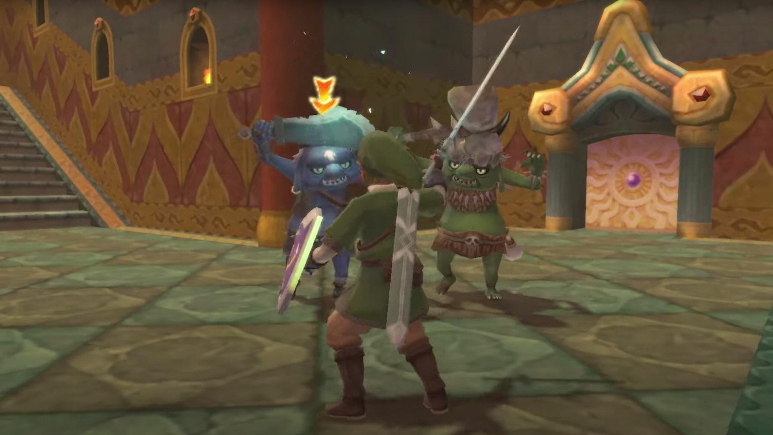 Foto de Nintendo lanza nuevo tráiler de The Legend of Zelda: Skyward Sword HD