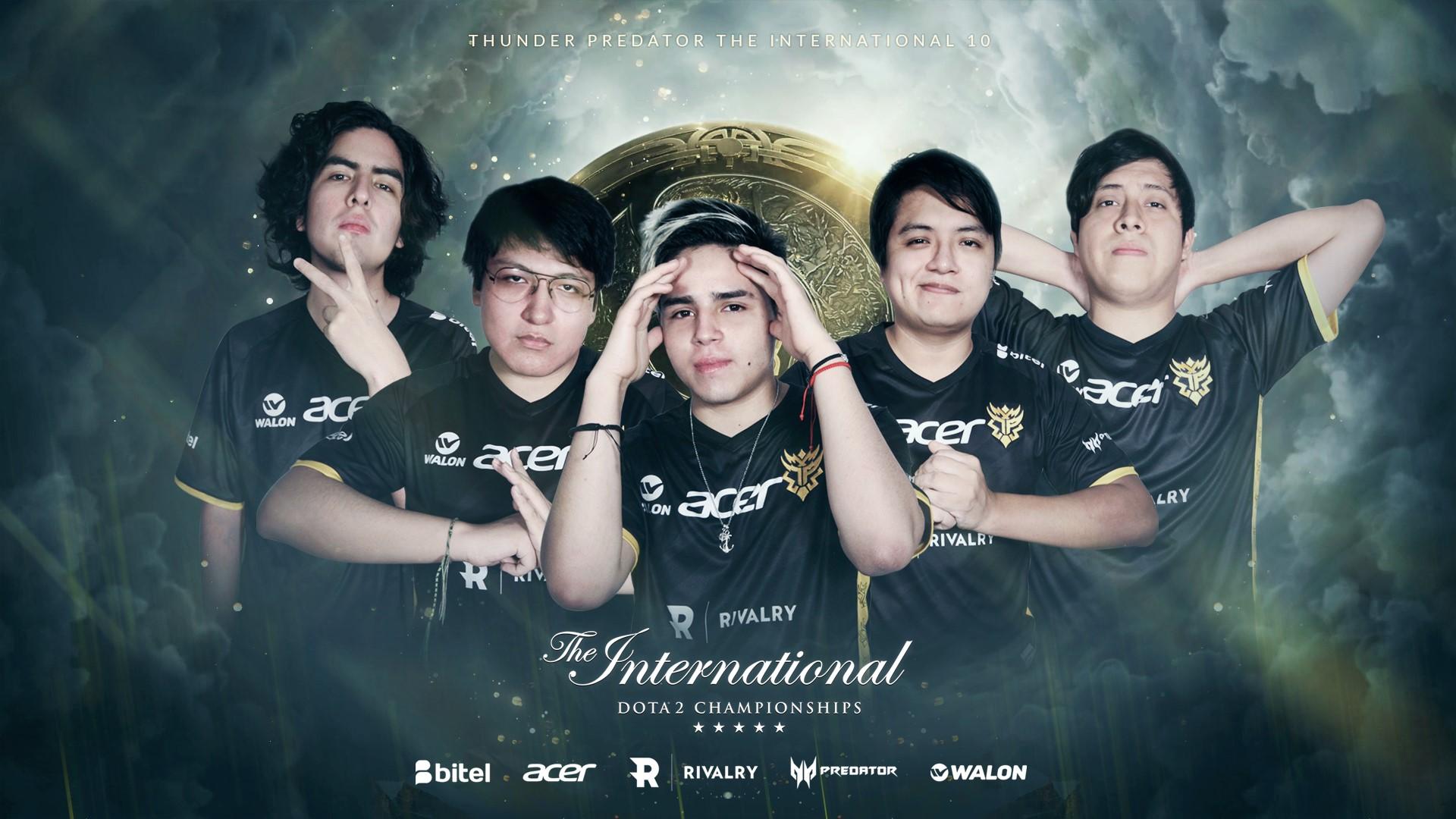 Foto de Dota 2: El equipo peruano Thunder Predator logra su clasificación a The International 10