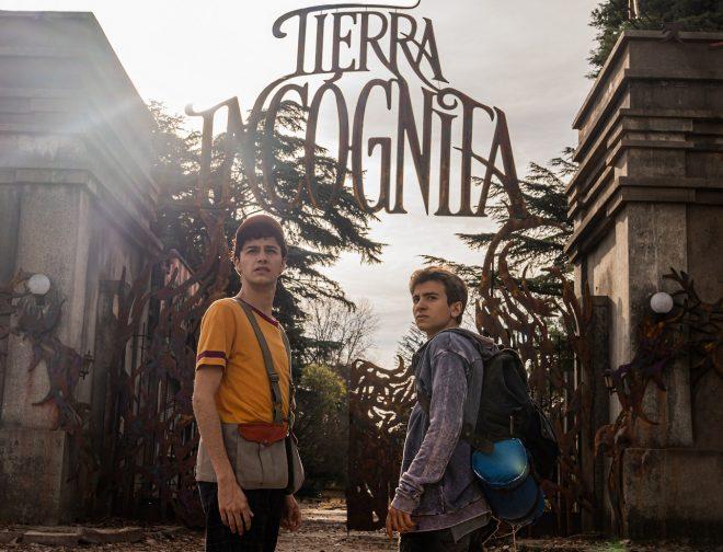 Fotos de Imágenes y teaser de Tierra Incógnita, serie Latinoamericana para Disney Plus