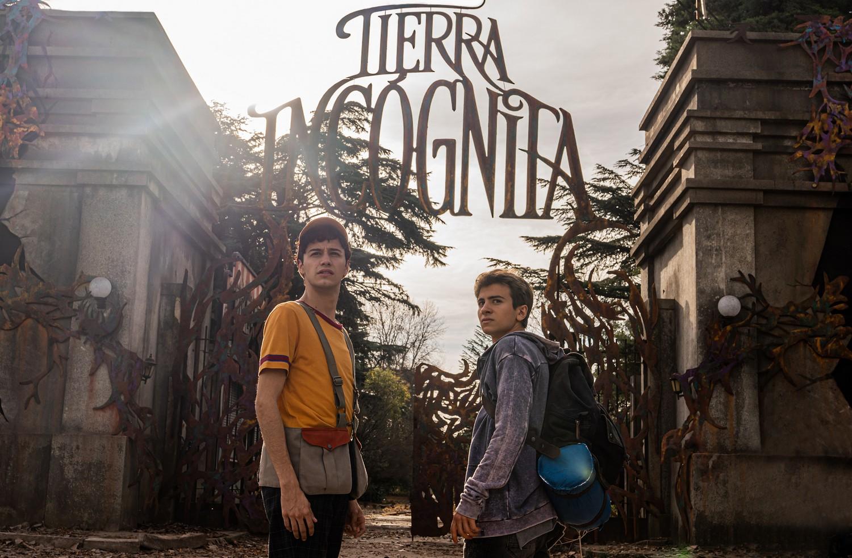 Foto de Imágenes y teaser de Tierra Incógnita, serie Latinoamericana para Disney Plus