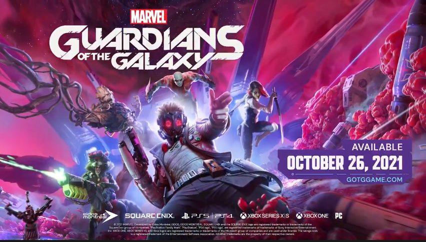 Foto de E3 2021: Square Enix da a conocer el videojuego Marvel's Guardians of the Galaxy