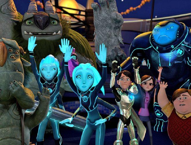 Foto de Netflix presenta el tráiler de la película animada Trollhunters: El Despertar de los Titanes