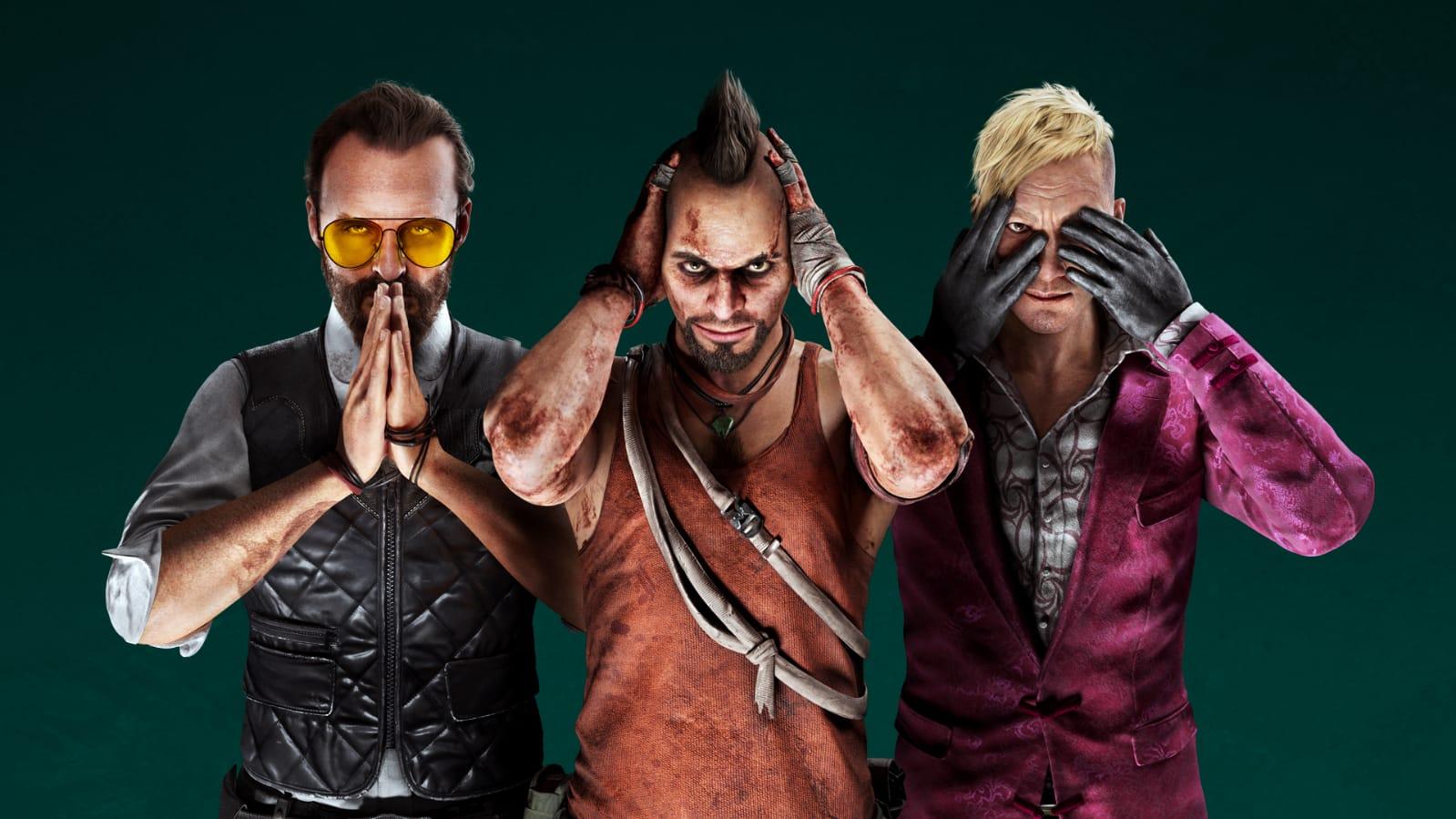Foto de Ubi Forward 2021: El primer DLC de Far Cry 6, te permitirá jugar como los villanos de la saga