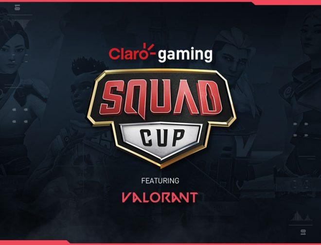 Fotos de Todo lo que tienes que saber del torneo de esports, Claro Gaming Squad Cup Valorant