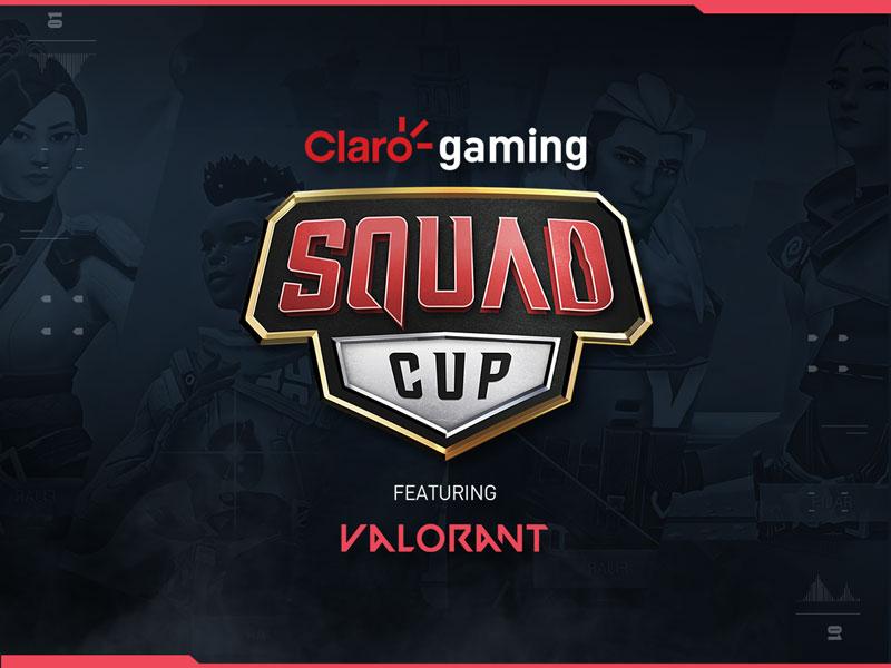 Foto de Todo lo que tienes que saber del torneo de esports, Claro Gaming Squad Cup Valorant