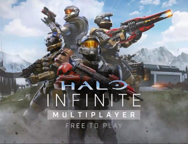 Fotos de E3 2021: Primer vistazo y fecha de lanzamiento de Halo Infinite Multiplayer