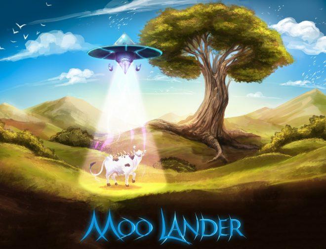Fotos de E3 2021: Primer vistazo a Moo Lander, un juego aventuras 2D con Vacas!!!