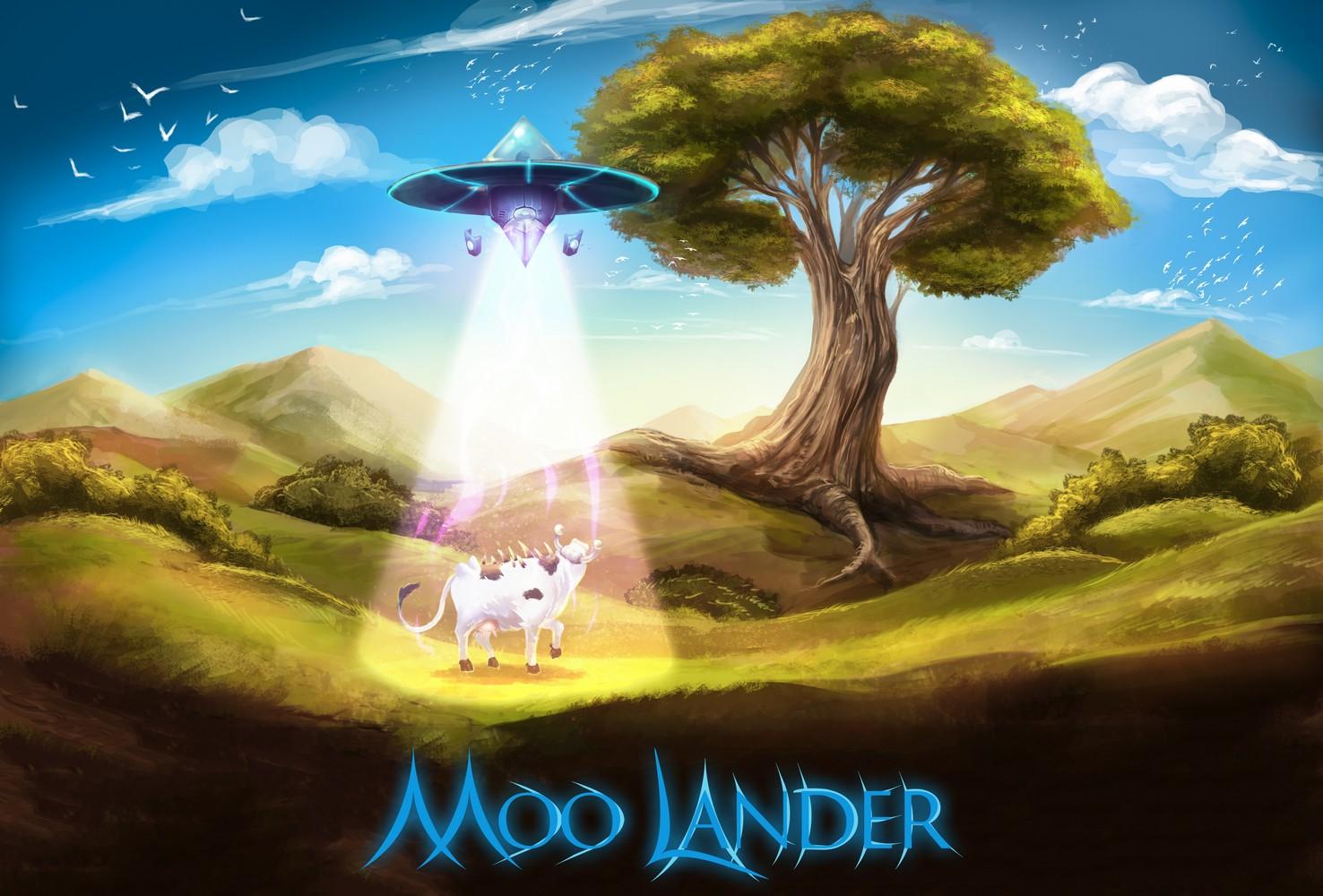 Foto de E3 2021: Primer vistazo a Moo Lander, un juego aventuras 2D con Vacas!!!