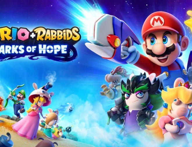 Foto de Ubi Forward 2021: Primer vistazo y Gameplay de Mario + Rabbids Sparks of Hope
