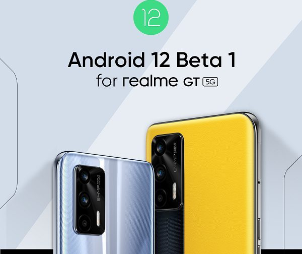 """Fotos de El esperado smartphone """"realme GT 5G"""" será presentando a nivel mundial en el mes de junio"""