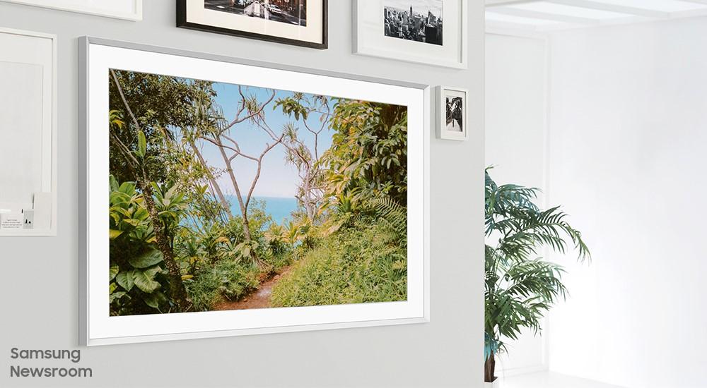 Foto de Descubre rincones remotos del mundo con el televisor The Frame de Samsung