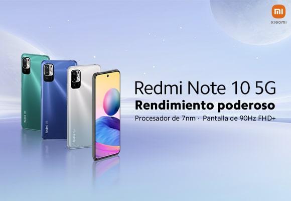 Foto de 5G para todos: Xiaomi anuncia la llegada al Perú del nuevo Redmi Note 10 5G