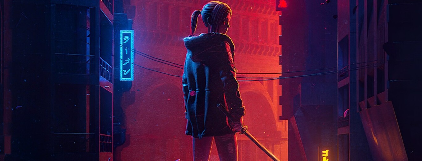 Foto de Tráiler del anime Blade Runner: Black Lotus