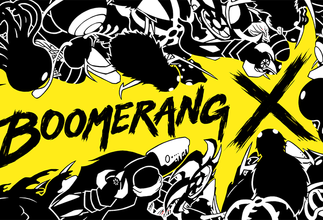Fotos de Boomerang X ya está girando en Nintendo Switch y PC
