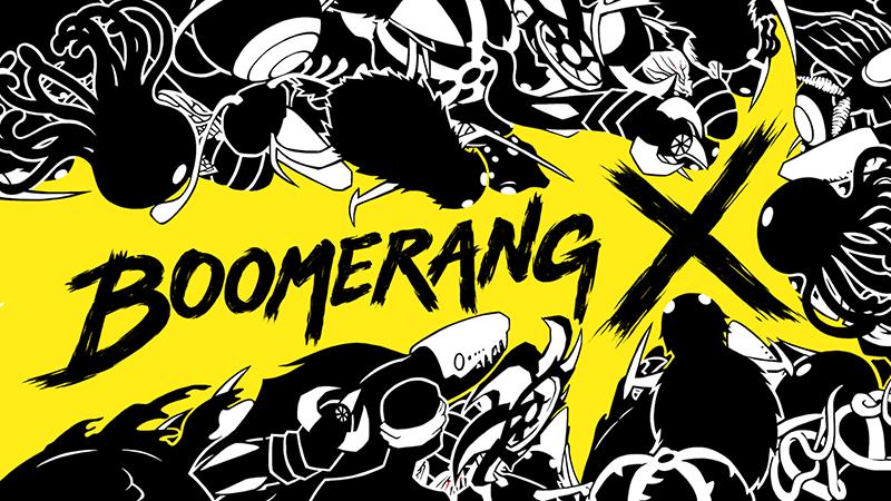 Foto de Boomerang X ya está girando en Nintendo Switch y PC