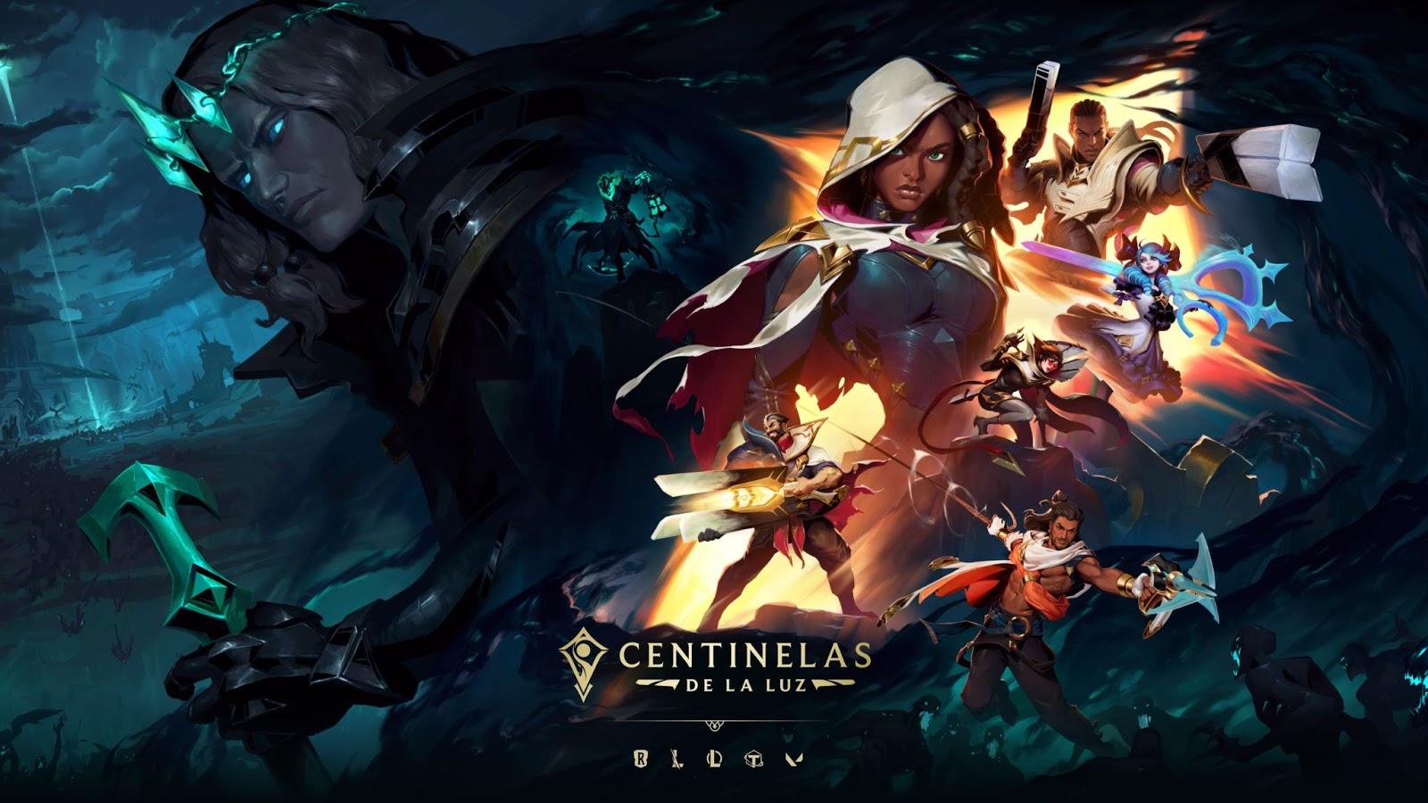 """Foto de Conoce más de """"Centinelas de la Luz"""" el nuevo evento de Riot Games que abarca todos sus juegos"""