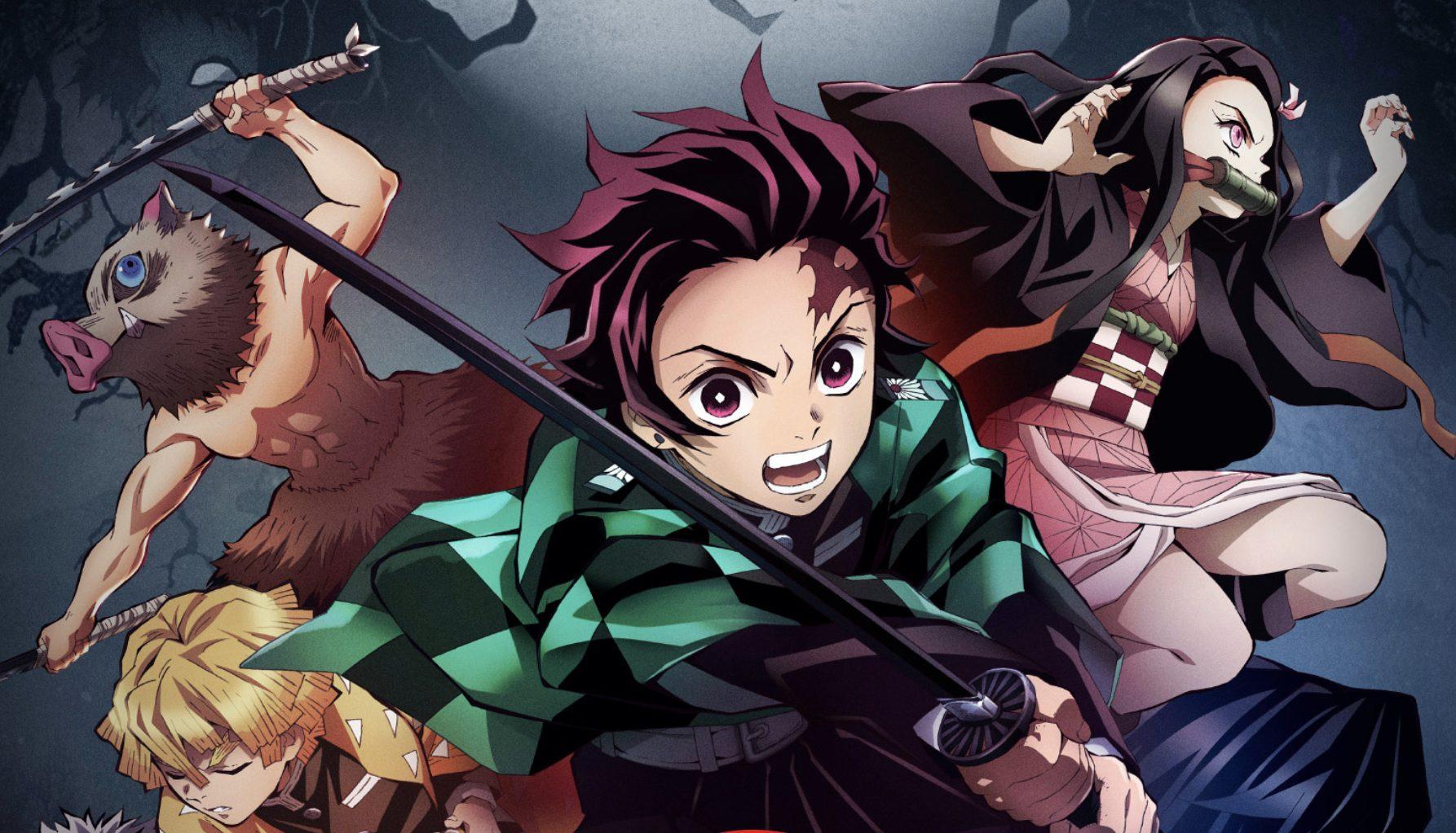 Foto de Nuevo tráiler y póster de la segunda temporada de Demon Slayer: Kimetsu no Yaiba