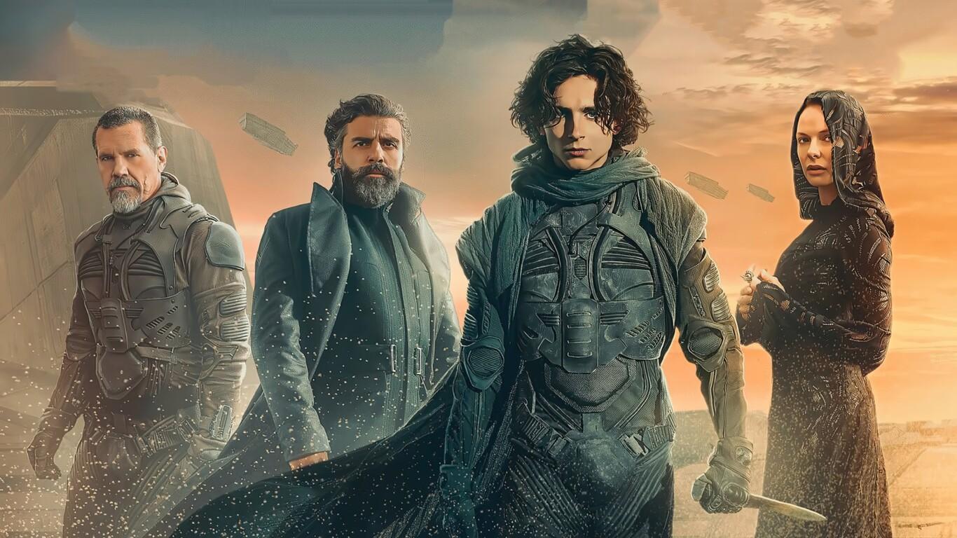 Foto de Espectacular nuevo tráiler de Dune, película de Denis Villeneuve