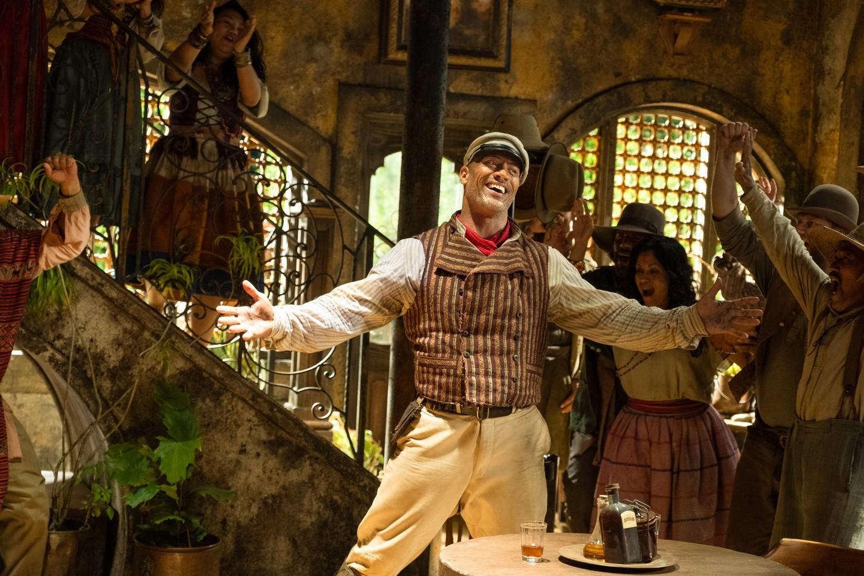 Foto de JUNGLE CRUISE con Dwayne Johnson y Emily Blunt estrena este 30 de julio en Disney+