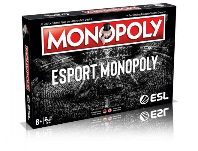 Foto de La ESL y Hasbro lanza un Monopolio basado en esports