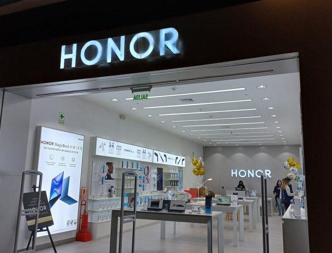 Foto de Primer vistazo a la primera tienda de HONOR en Latinoamérica en Megaplaza