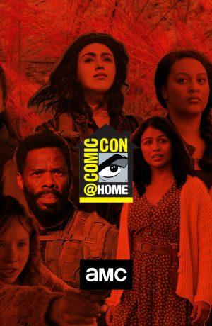 Foto de Arrancan los paneles virtuales de AMC con Fear The Walking Dead y World Beyond en la Comic-Con@Home 2021