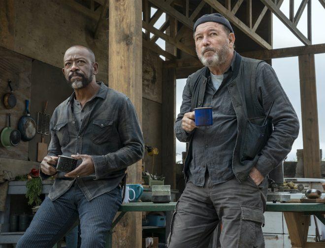 Fotos de Conoce los paneles de AMC sobre el universo de  The Walking Dead que estarán en Comic-Con@Home