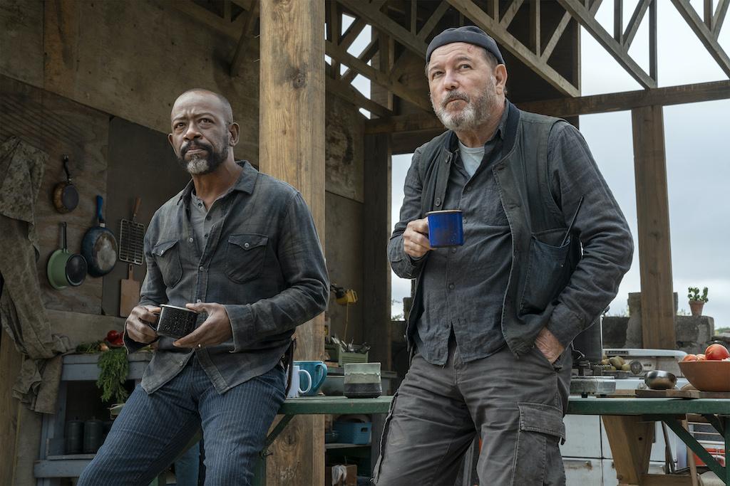 Foto de Conoce los paneles de AMC sobre el universo de  The Walking Dead que estarán en Comic-Con@Home