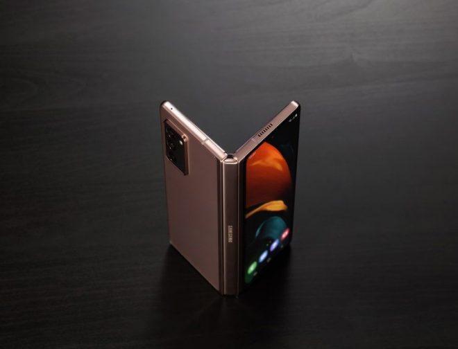 Fotos de Sumergiéndote en el plegable: conoce la innovadora cámara y el Modo Flex del Galaxy Z Fold2