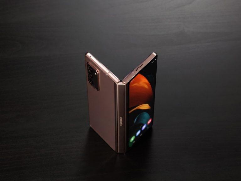 Foto de Sumergiéndote en el plegable: conoce la innovadora cámara y el Modo Flex del Galaxy Z Fold2