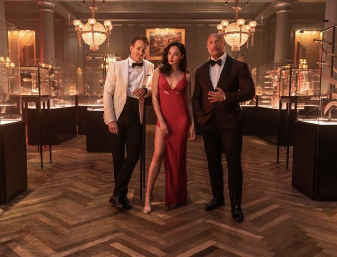 Fotos de Imagen y fecha de estreno de Alerta Roja, película de Netflix y Dwayne Johnson