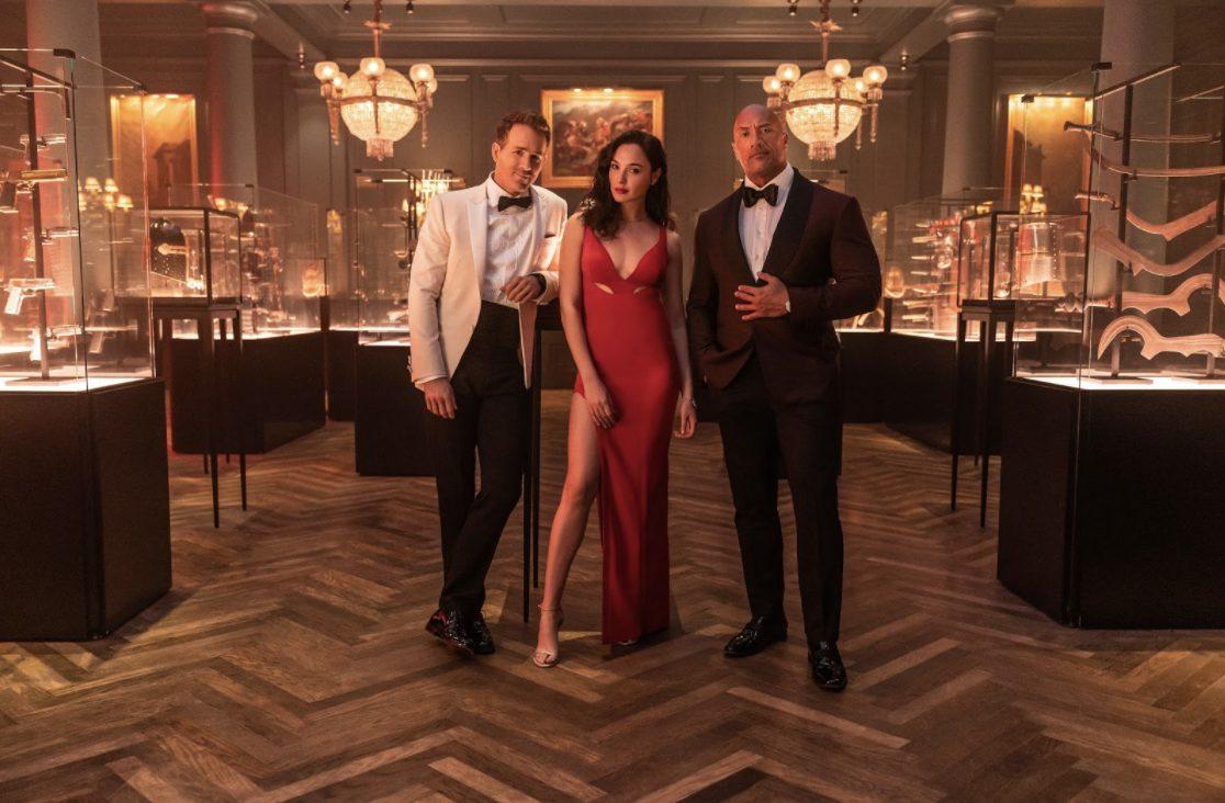 Foto de Imagen y fecha de estreno de Alerta Roja, película de Netflix y Dwayne Johnson