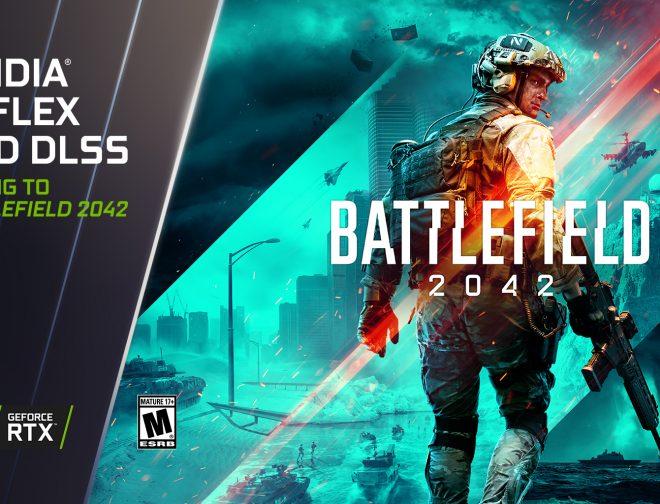 Fotos de NVIDIA y Logitech son los colobadores oficiales de Battlefield 2042