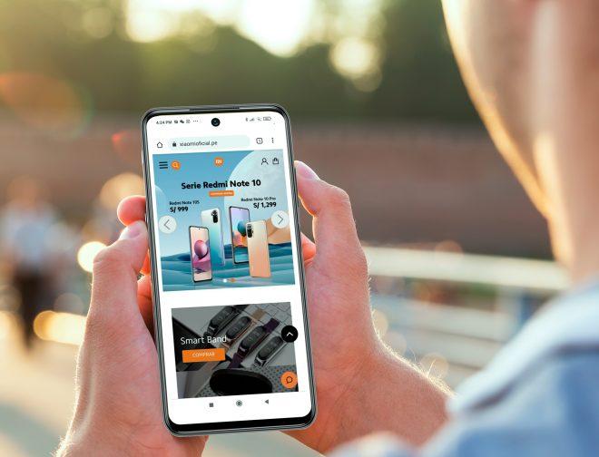Foto de Xiaomi lanza su nuevo canal de ventas online