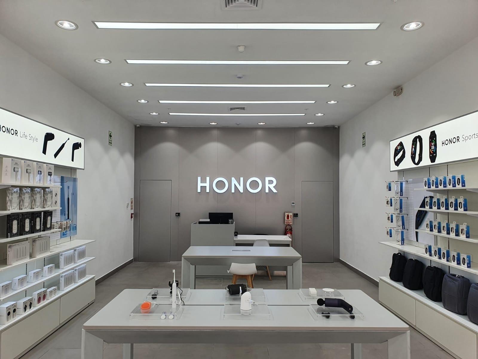 Foto de Honor confirma la apertura de su primera tienda en Perú