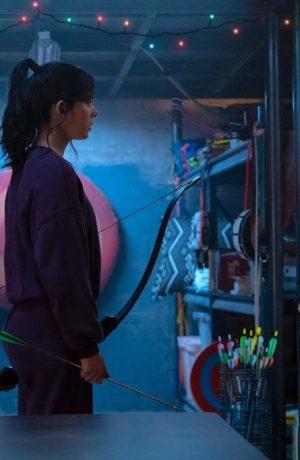 Foto de Primera imagen oficial de la serie Hawkeye