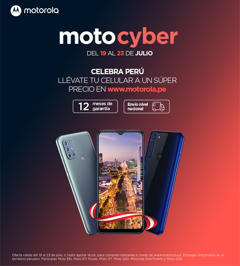 Foto de Motorola anuncia promociones especiales de sus más destacados equipos