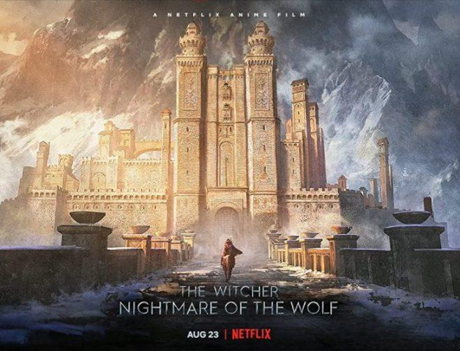 Fotos de Tráiler de la precuela de The Witcher, llamada Nightmare of the Wolf