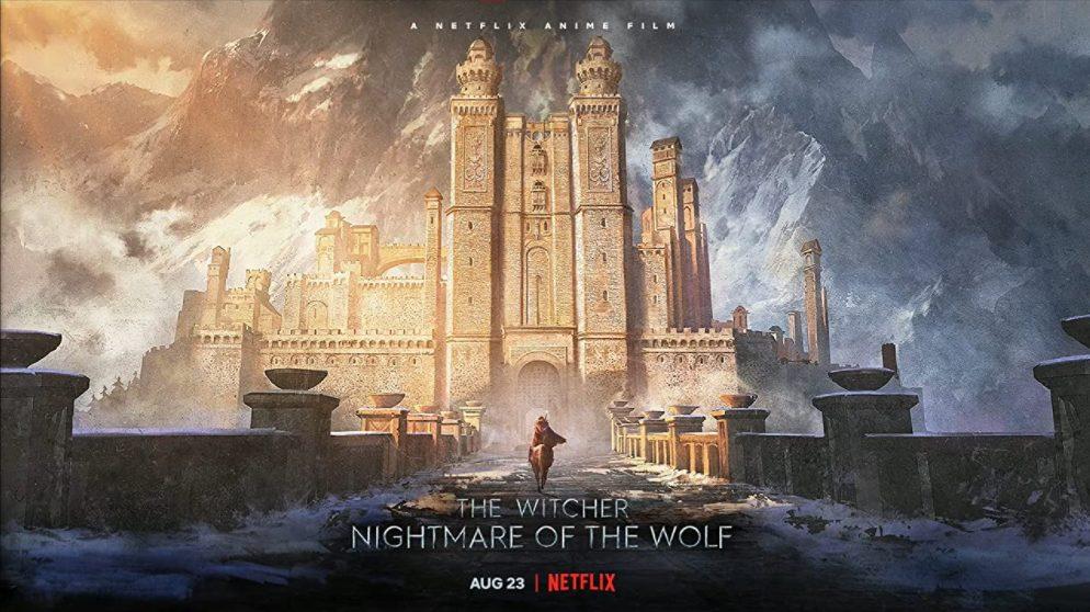 Foto de Tráiler de la precuela de The Witcher, llamada Nightmare of the Wolf