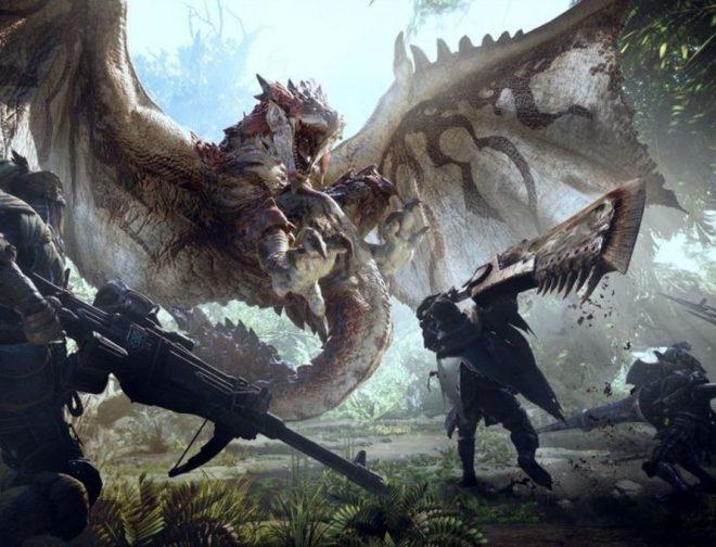 Fotos de Netflix: Llega el tráiler de la película animada Monster Hunter: Legends of the Guild