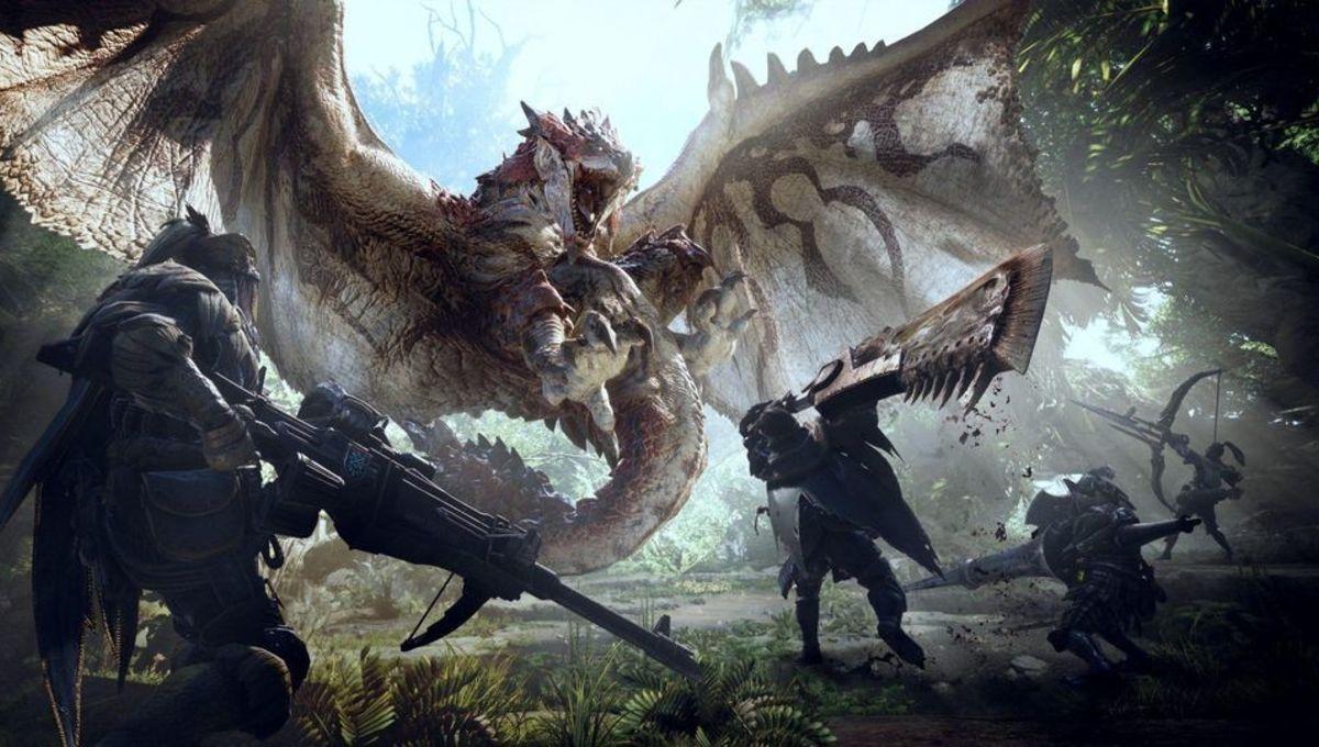 Foto de Netflix: Llega el tráiler de la película animada Monster Hunter: Legends of the Guild