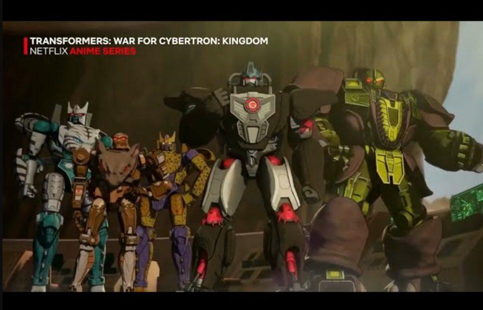 Foto de Tráiler: Los Maximals y Predacons llegan en Transformers War for Cybertron: Kingdom